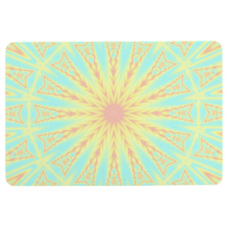 Sunburst Floor Mat