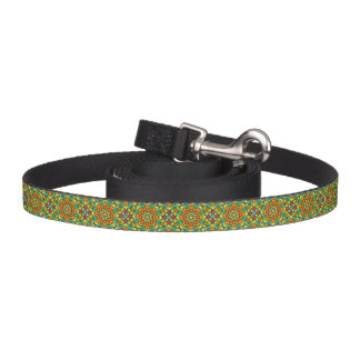Sunburst Kaleidoscope     Dog Leash