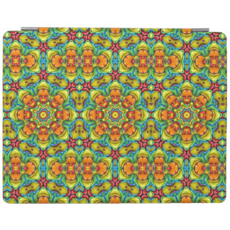 Sunburst Kaleidoscope   iPad Smart Covers iPad Cover