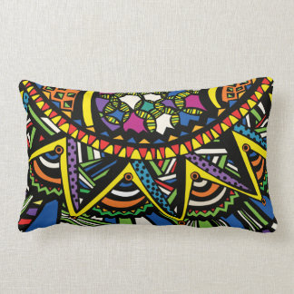Sunburst Lumbar Pillow