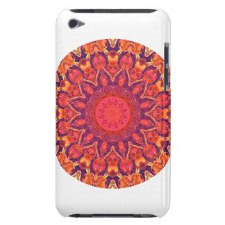 Sunburst Mandala - Abstract Circle Dance Case-Mate iPod Touch Case