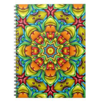 Sunburst Photo Notebook
