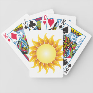 Sunburst Playing Cards