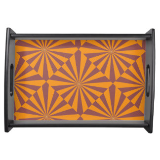 Sunburst Serving Platter
