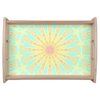 Sunburst Serving Tray