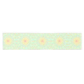 Sunburst Short Table Runner
