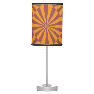 Sunburst Table Lamps