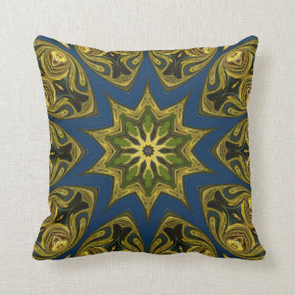 Sunburst. Throw Pillow