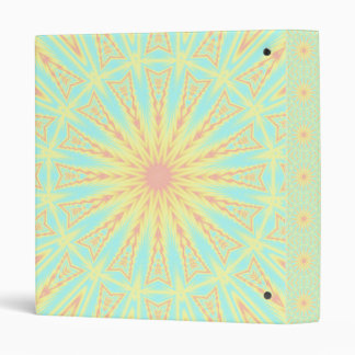 Sunburst Vinyl Binders