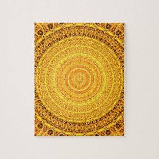 Suncatcher Mandala Puzzle