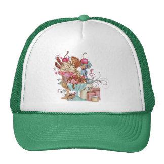 Sundae Chef Trucker Hat