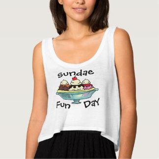 Sundae Fun Day Tank Top
