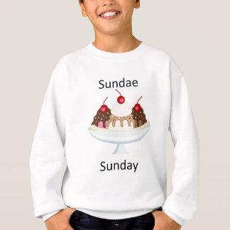 sundae sunday sweatshirt
