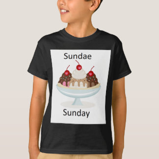 sundae sunday T-Shirt