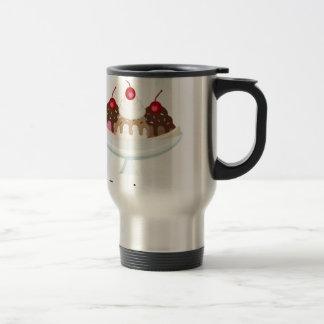 sundae sunday travel mug