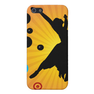 sundANCE Groovy Pern 4 casing Case For iPhone 5/5S