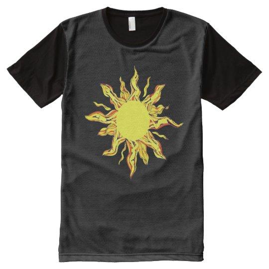 Sundancers by Aleta All-Over-Print T-Shirt