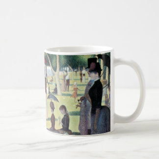 Sunday Afternoon, Island La Grande Jatte by Seurat Coffee Mug