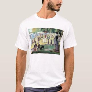 Sunday Afternoon, Island La Grande Jatte by Seurat T-Shirt