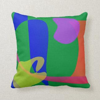 Sunday Afternoon Jazz Throw Pillow