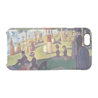 Sunday Afternoon on the Island of La Grande Clear iPhone 6/6S Case