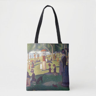 Sunday Afternoon on the Island of La Grande Tote Bag