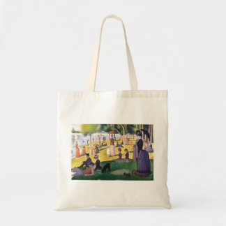 Sunday at La Grande Jatte by Georges Seurat Tote Bag