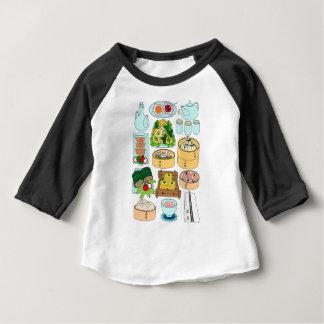 Sunday Dim Sum Baby T-Shirt