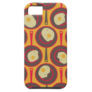 Sunday Fried Eggs iPhone 5 Cases