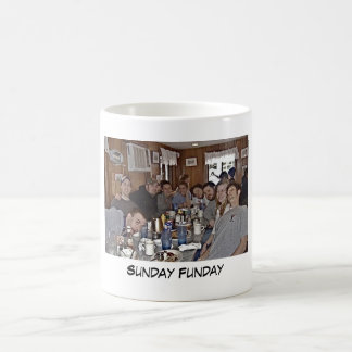Sunday Funday Coffee Mug