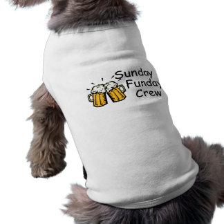 Sunday Funday Crew Beer Shirt