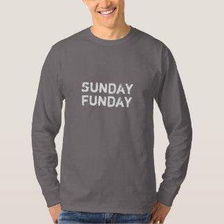 Sunday Funday Crew Long sleeve T-Shirt