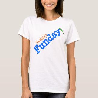 Sunday Funday- Girls T-Shirt