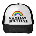 Sunday Funday Mesh Hat