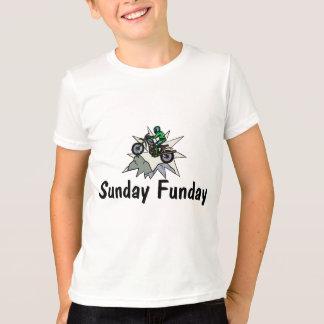Sunday Funday Motorcycle T-Shirt