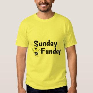 Sunday Funday Smiley Tees