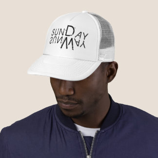 Sunday Hat - Days of the Week