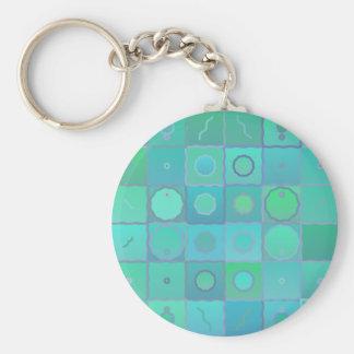 Sunday Morning In Sydney Basic Round Button Keychain
