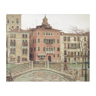 Sunday Morning in Venice Acrylic Print
