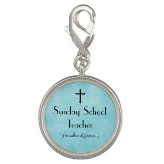 Sunday School Teacher Charm