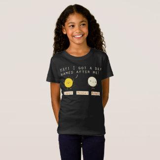 Sunday Wins Over Moon-Day Funny Pun Shirt