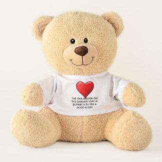 Sunday's Child Teddy Bear