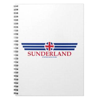 Sunderland Notebooks