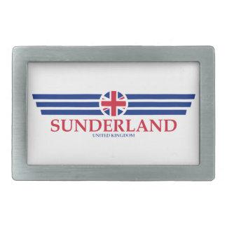 Sunderland Rectangular Belt Buckle