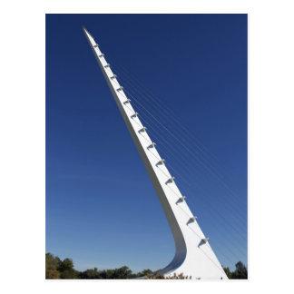 Sundial Bridge Postcard