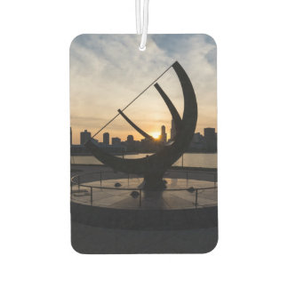 Sundial Sunset Car Air Freshener