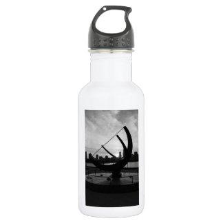 Sundial Sunset Grayscale 532 Ml Water Bottle