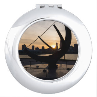 Sundial Sunset Mirror For Makeup