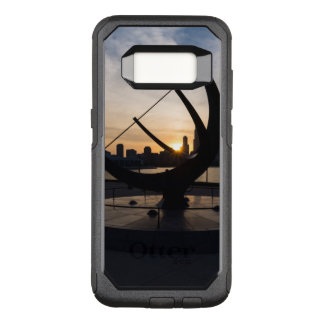 Sundial Sunset OtterBox Commuter Samsung Galaxy S8 Case