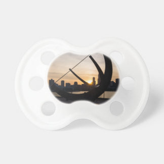 Sundial Sunset Pacifier